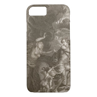 Orpheus, Leading Eurydice Out of Hell, Looks Back iPhone 8/7 Case