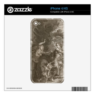 Orpheus, Leading Eurydice Out of Hell, Looks Back Skins For The iPhone 4