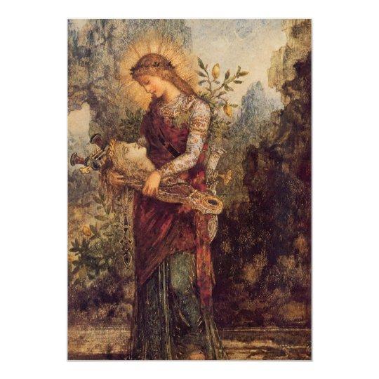 Orpheus music god card