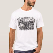 Orpheus Playing to the Animals, 1500 T-Shirt
