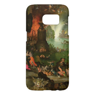 Orpheus with a Harp Playing to Pluto Samsung Galaxy S7 Case