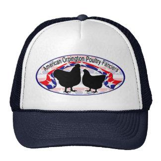 Orpington Club Logo Hats