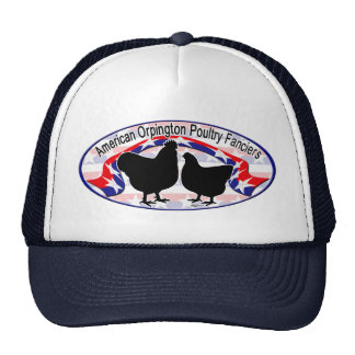 Orpington Club Logo Trucker Hat