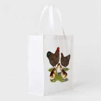 Orpington Jubilee Chicken Family Market Tote