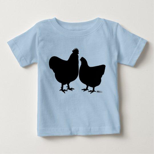 Orpington Silhouette Baby T-Shirt