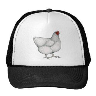 Orpington White Hen Trucker Hat