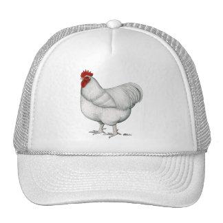 Orpington White Rooster Trucker Hat