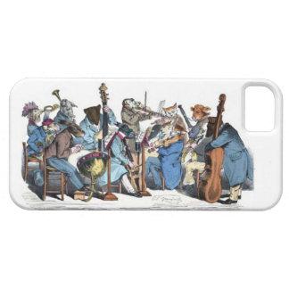 ORQUESTA DE LA NUEVA LENGUA MUSICAL/DE LA GRANJA iPhone 5 FUNDAS
