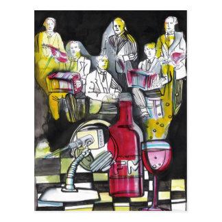 Orquesta del tango postal