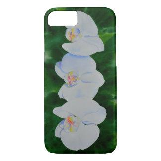 Orquídea 3 funda iPhone 7