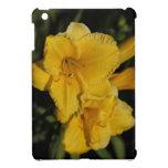 Orquídea amarilla hermosa iPad mini protector
