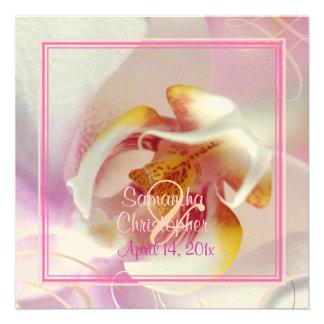 Orquídea blanca de PixDezines el   pálido - rosa + Anuncio