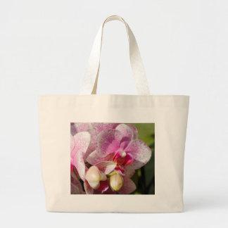 orquídea bolsa de mano