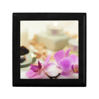 Orquídea Cajas De Recuerdo
