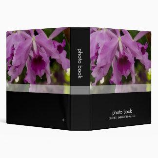 Orquídea de Cattleya · Libro de la foto