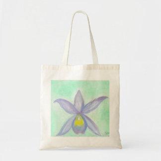 Orquídea de Lavendar Bolsas