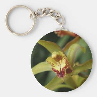 Orquídea de Madeira Llaveros