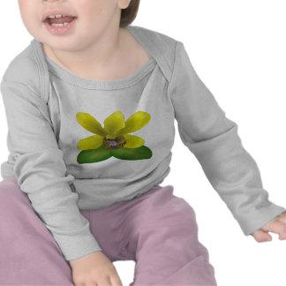 Orquídea del Dendrobium Camisetas