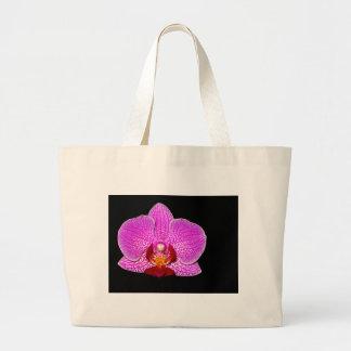 Orquídea del Phalaenopsis Bolsa Tela Grande