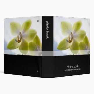 Orquídea del Phalaenopsis · Libro de la foto