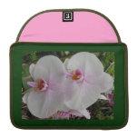 Orquídea - flor rosado (Colossians 2: 3) Funda Macbook Pro