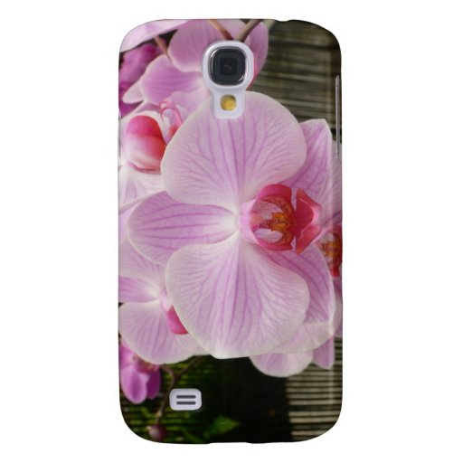 Orquídea Funda Para Galaxy S4