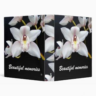 Orquídea hermosa de las memorias