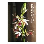 Orquídea Invitación 12,7 X 17,8 Cm