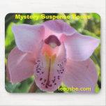 Orquídea Mousepad Alfombrillas De Ratón