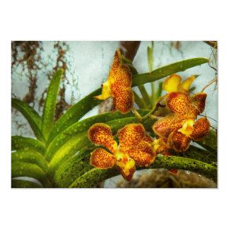 Orquídea - Oncidium - madurada Invitaciones Personales