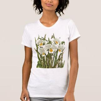 orquídea camisetas