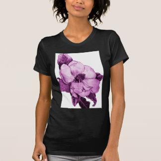 Orquídea rosada playera
