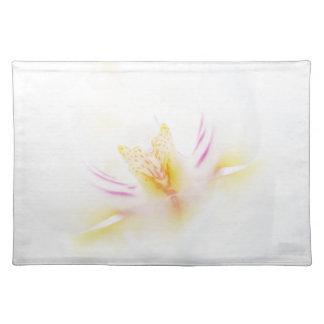 Orquídea set de mesa mantel