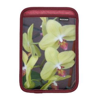 Orquídeas blancas funda iPad mini