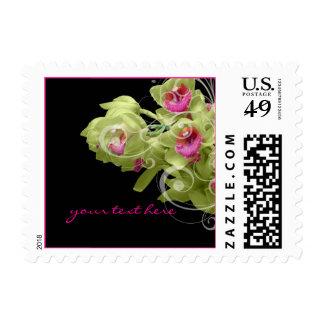 Orquídeas de PixDezines diy verdes
