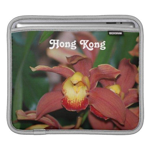 Orquídeas en Hong Kong Funda Para iPads
