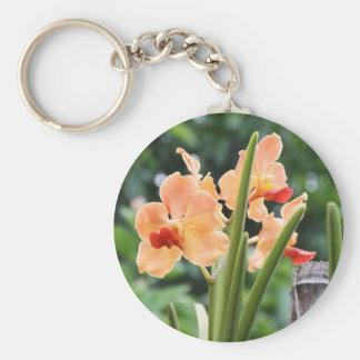 Orquídeas Llaveros Personalizados