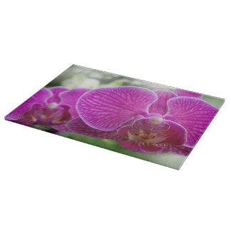 Orquídeas rosadas 1 tablas para cortar