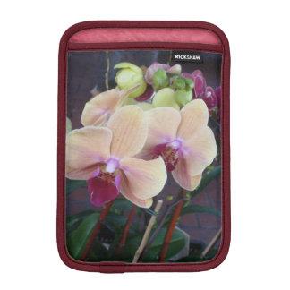 Orquídeas rosadas funda iPad mini