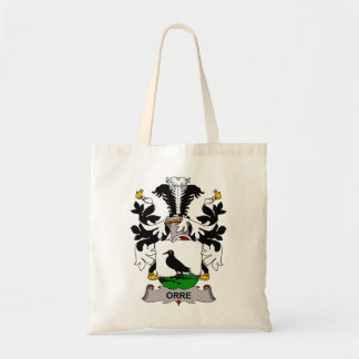Orre Family Crest Bags