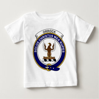 Orrock Clan Badge Baby T-Shirt