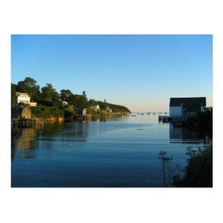 Orr's Island, Maine Postcard