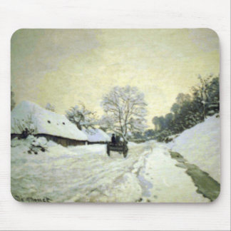 Orsay-brut by Claude Monet Mouse Pad