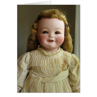 Orsini Doll Congratulations Card - Blank