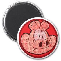 Orson the Pig Magnet