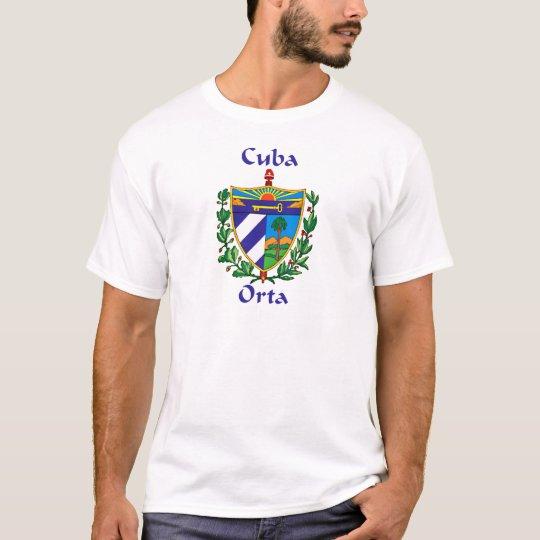 Orta Shield of Cuba T-Shirt