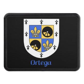 Ortega Family Shield Trailer Hitch Cover