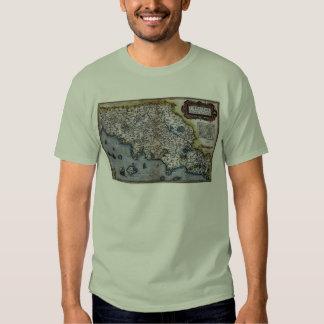 Ortelius' Thvsciae T Shirt