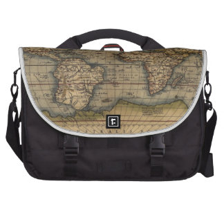 Ortelius World Map 1570 Commuter Bag