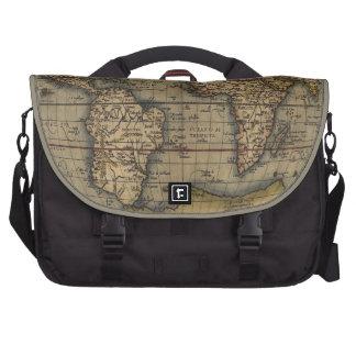 Ortelius World Map Bag For Laptop